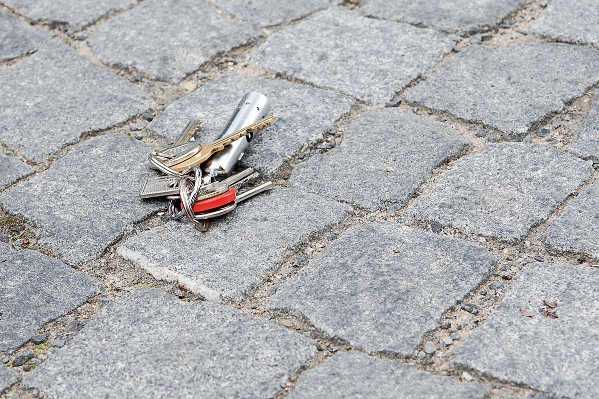 Sleutels kwijt Haarlem